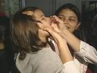 Vacinação em gotinhas passa a ser aplicada também por injeções