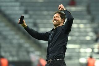 Diego Simeone técnico Atlético de Madrid (Foto: AFP)