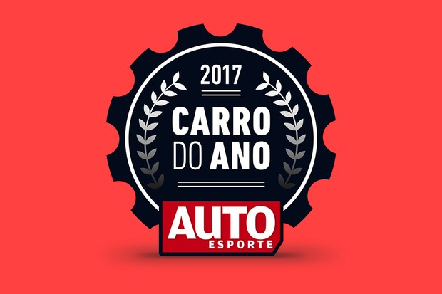 Logo Carro do Ano 2017 (Foto: Autoesporte)