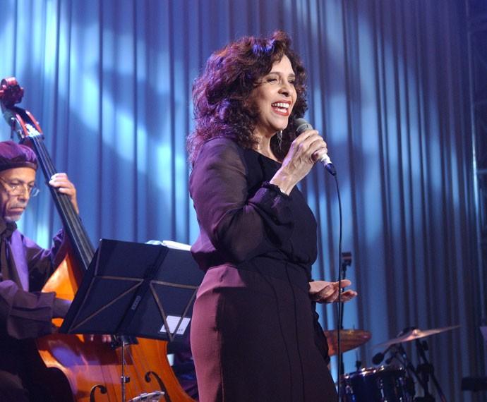 Em 2003 a cantora participou de Celebridade, também de Gilberto Braga (Foto: Renato Rocha Miranda/Globo)