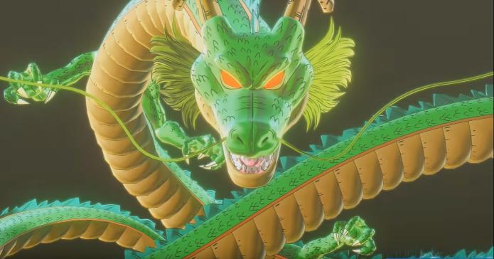 Reúna as Esferas do Dragão e peça para ficar mais forte (Foto: Reprodução/YouTube)