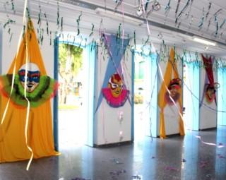 Clima de carnaval tomou conta da Casa Larangeiras (Foto: Anderson Tavares/ Divulgação Assessoria PMAR)