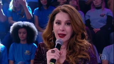 Cláudia Raia, Miguel Falabella e Sílvio de Abreu comentam sobre a semifinal