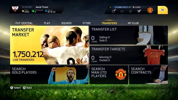 Fifa 15: aprenda a melhorar os seus jogadores do Ultimate Team com as Cartas de Entrosamento (Foto: Reprodução/Murilo Molina)