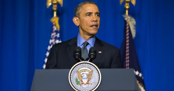 O presidente dos EUA, Barack Obama (Foto: AP)
