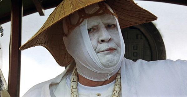 Marlon Brando em  'A Ilha do Dr. Moreau' (1996)  (Foto: Divulgação)