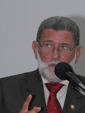 Victor Cunha quer cerca de 10 mil sócios no Paysandu (Foto: Edimar Farias)