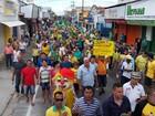 Jacareí tem manifestação de apoio à Lava Jato e contra corrupção