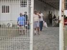 Seis dos oito náufragos resgatados recebem alta de UPA em Fortaleza