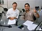 Candidato José Ricardo participa de entrevista na Rádio Amazonas FM