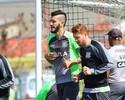 Marquinhos e Elicarlos são dúvidas no Figueirense para encarar o Flamengo