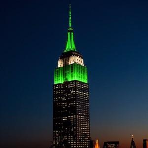 Empire State Building New York Jets (Foto: Reprodução Twitter )
