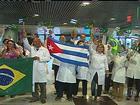 Vindos de sete países, 644 médicos estão no Brasil para atuar no interior