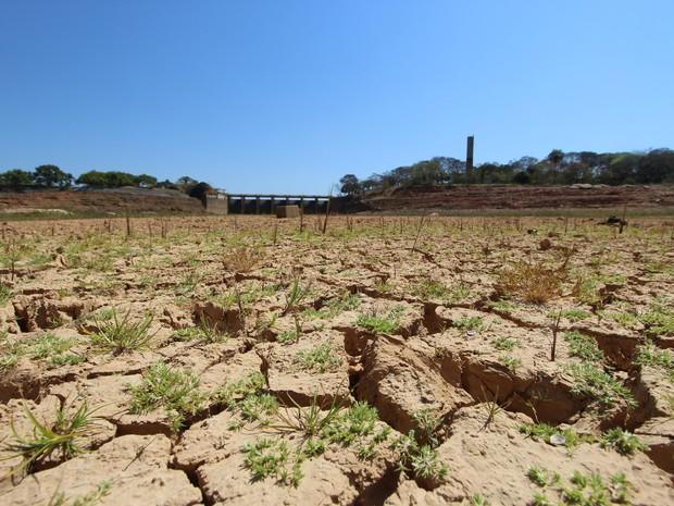Barragem de Três Marias (Foto: Geraldo Humberto/Inter TV)