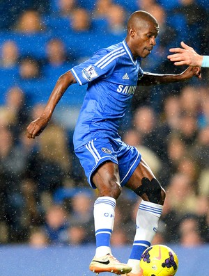 Ramires jogo Chelsea e West Ham (Foto: Getty Images)