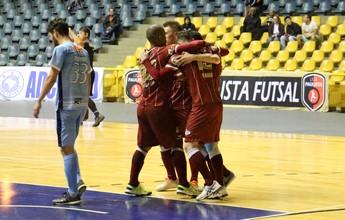 Orlândia abre 5 a 0, vê Taubaté reagir, mas garante vitória e fim do jejum