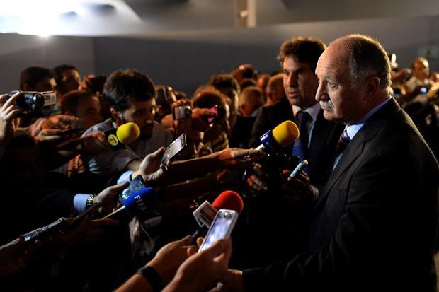 Luiz Felipe Scolari (Foto: Getty Images)