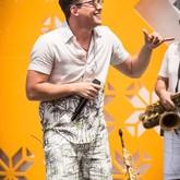 Wesley Safadão, Gabriel Diniz, Durval Lelys, Léo Santana e Danniel Vieira (Foto: Ederson Lima/Divulgação)