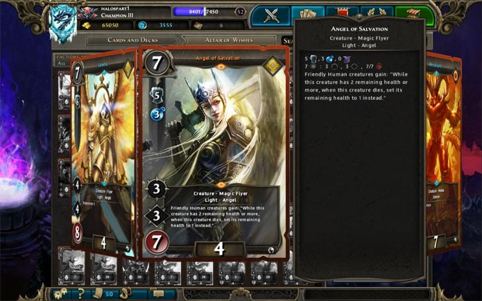 Might & Magic: Duel of Champions (Foto: Divulgação) (Foto: Might & Magic: Duel of Champions (Foto: Divulgação))