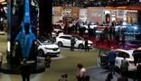 APÓS DIESELGATE: Salão de Paris retoma foco em carro elétrico (Jacky Naegelen / Reuters)