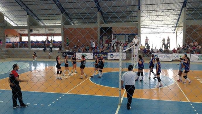 Sétimo Campeonato TVAB de Vôlei, caruaru (Foto: Divulgação / FEVEPE)