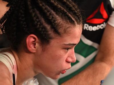 Ericka Almeida UFC Dublin 2 (Foto: Getty Images)