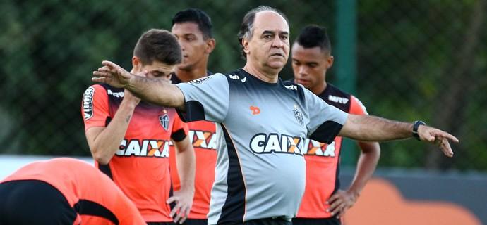 Marcelo Oliveira; Atlético-MG (Foto: Bruno Cantini)