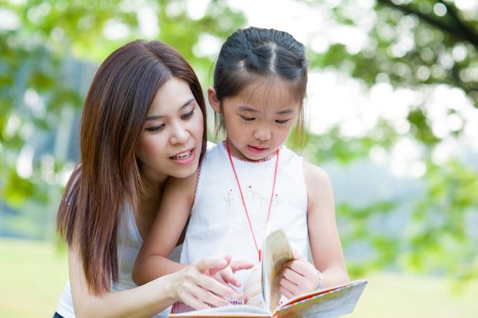 Itaú Leia para uma criança ler estimula a imaginação (Foto: Shutterstock)