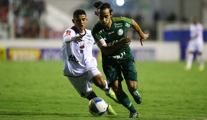 Valdivia Palmeiras x Ituano (Foto: Marcos Bezerra/Futura Press/Agência Estado)