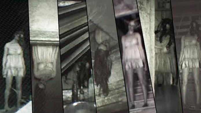 As aparições da garota fantasma na demo de Resident Evil 7 permanecem um mistério (Foto: Reprodução/YouTube)