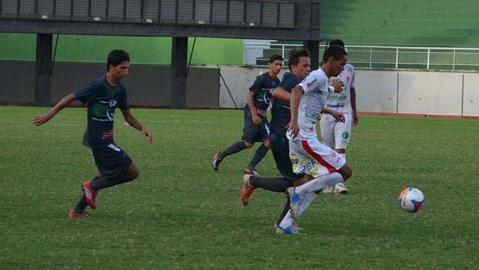 Rio Branco-AC x Andirá Acreano Sub-19 (Foto: Duaine Rodrigues)