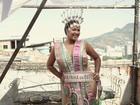 Ex-rainha ganha peso e quer voltar ao carnaval do Rio: 'Ainda sou gostosa'