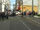 Preso suspeito de matar agente penitenciário no Centro de Fortaleza