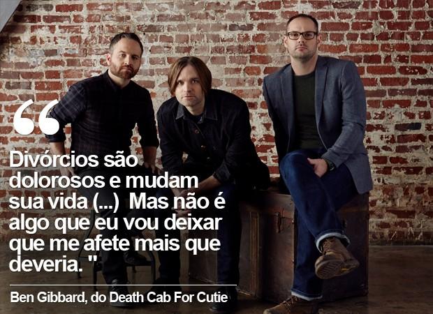 Death Cab For Cutie (Foto: Divulgação)