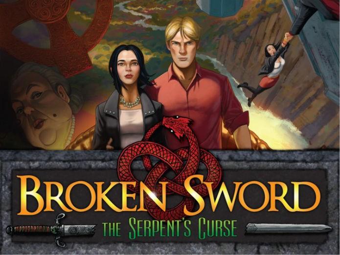 Broken Sword 5: ótima realização no gênero (Imagem: Divulgação/Kickstarter)