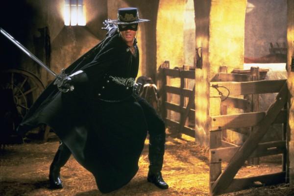 Zorro (Foto: Divulgação)