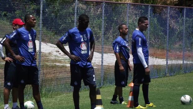 bahia treino (Foto: Divulgação / Esporte Clube Bahia)