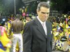 Filho de Chico Anysio lamenta ausência de comediantes em desfile