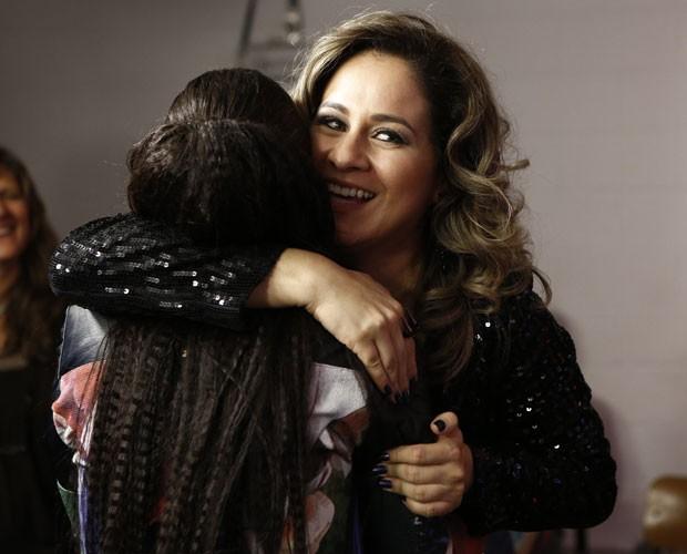 Maria Alice e Paula Marchesini (Foto: Fábio Rocha/Gshow)