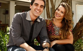 'Eles merecem', comemoram Fernanda Souza e Marcelo Laham sobre casal