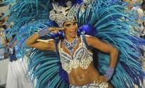 1ª noite de desfiles do Grupo Especial do Rio de Janeiro (Alexandre Durão/ G1)