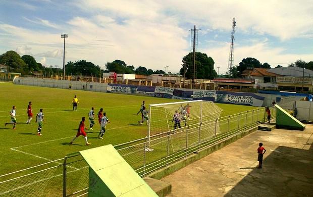 Copa dos Rios de Seleções de 2012 (Foto: Divulgação/FAF)