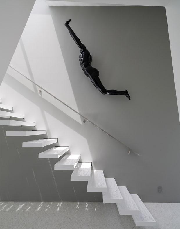 Lar modernista em LA (Foto: Trevor Tondro / The New York Times)