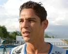 Juninho Cearense, meia do Guarany de Sobral (Foto: Diego Morais / Globoesporte.com)