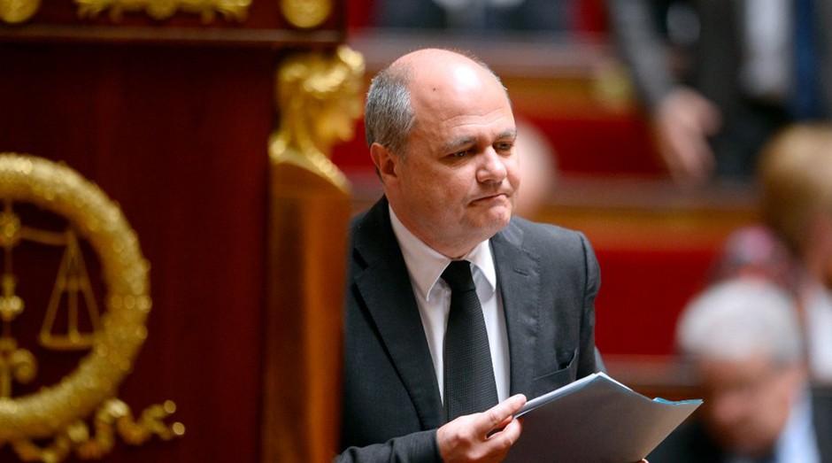 Bruno Le Roux, ministro do Interior francês (Foto: Creative Commons)