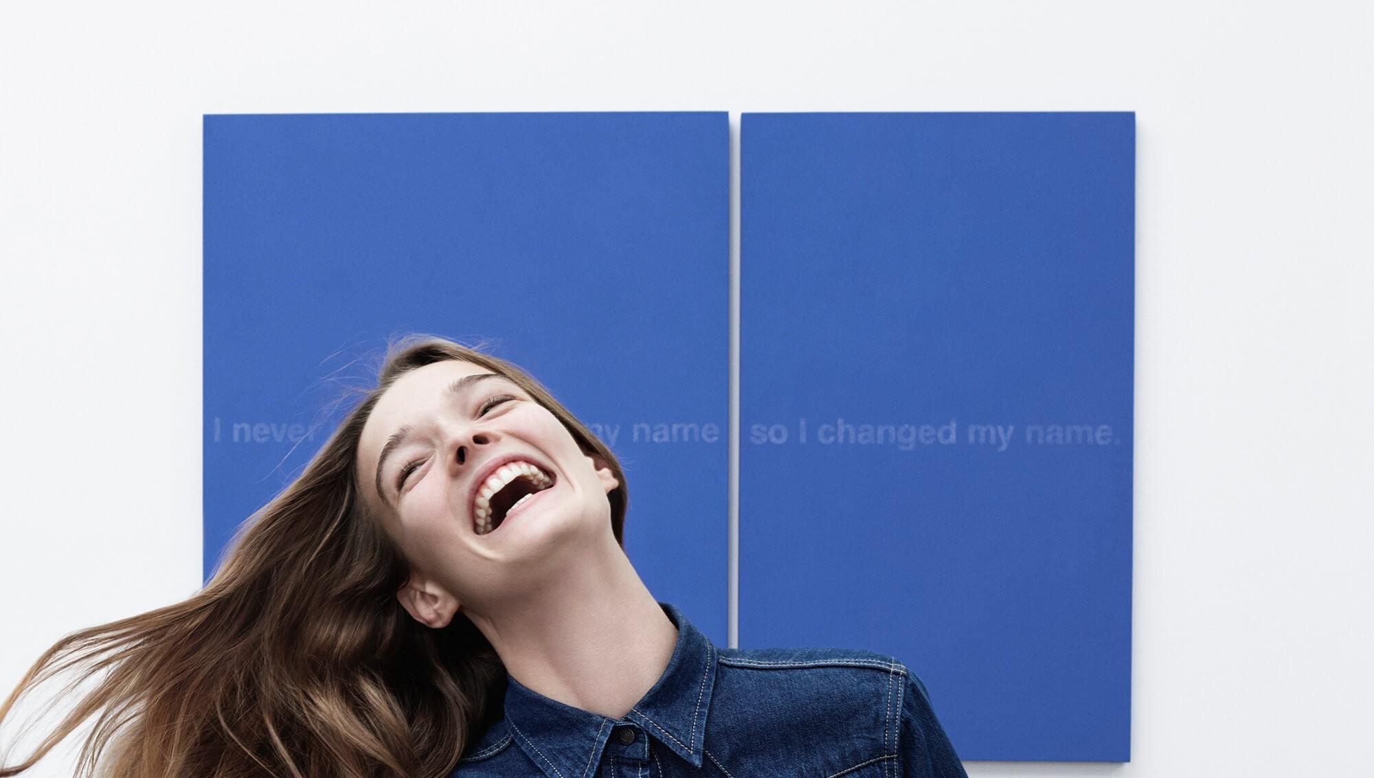 Campanha Calvin Klein sob o comando de Raf Simons (Foto:  Divulgação)