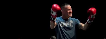 UFC 225: Covington provoca público de Chicago antes de luta com Dos Anjos