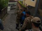 Suspeito de atirar contra o TJSC e mais 6 são presos em Florianópolis