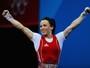 Federação de halterofilismo relata 11 novos casos de doping; 4 são russos