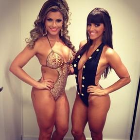 Panictas Babi Rossi e Carol Dias (Foto: Instagram/ Reprodução)